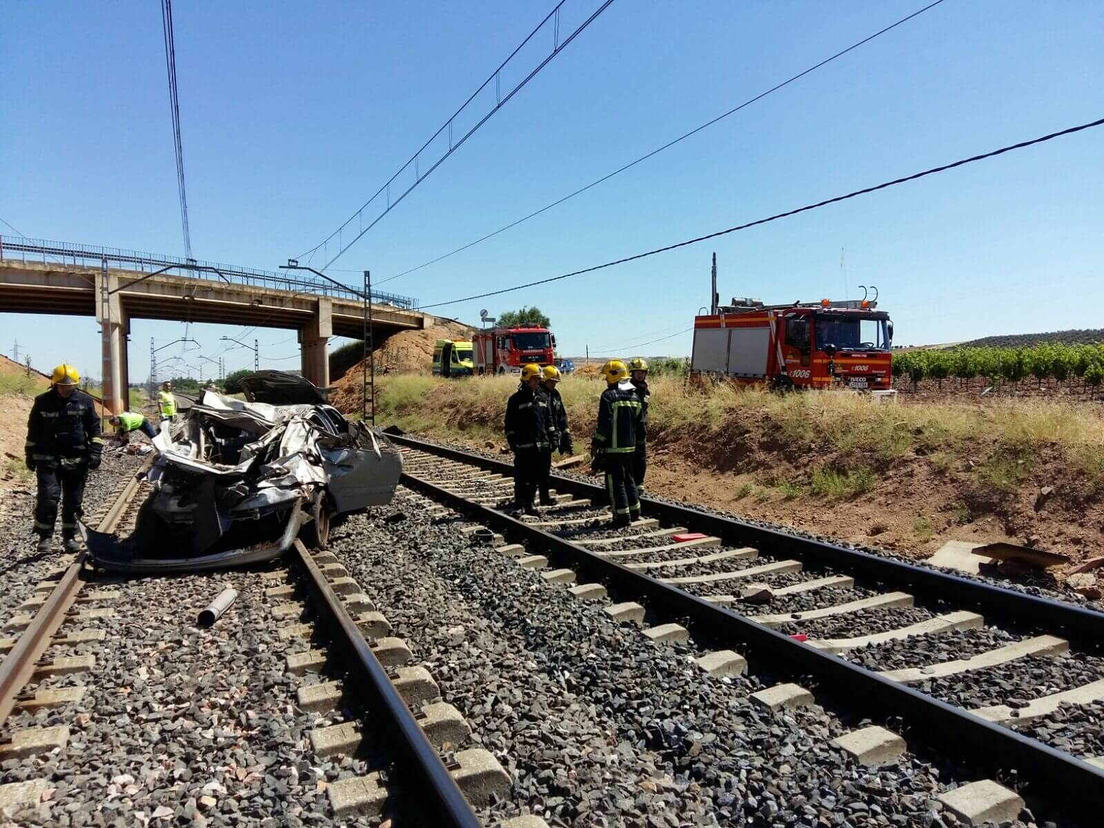 accidente 13de junio valdepeñas