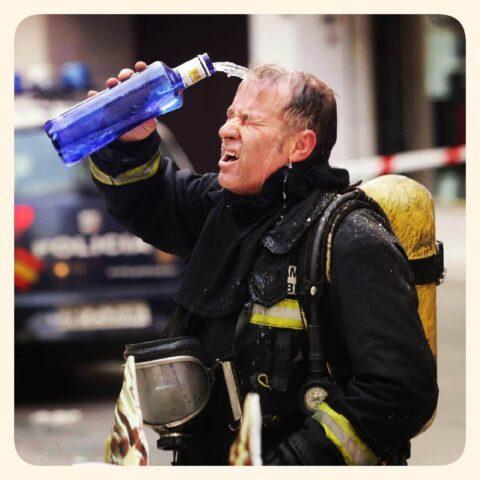 Un fallecido en un incendio de vivienda en Ciudad Real  y varios accidentes de tráfico en el mes de Junio