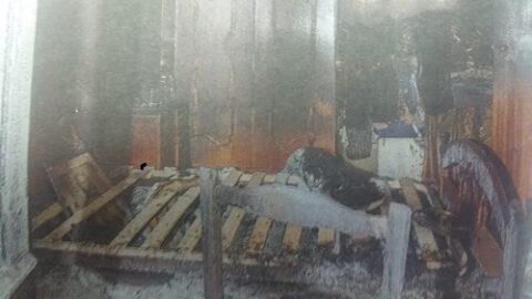 Fallece una persona en un incendio de vivienda en Argamasilla de Calatrava