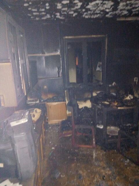 Incendio de vivienda en Villanueva de la Fuente y de un vehículo en Argamasilla de Alba