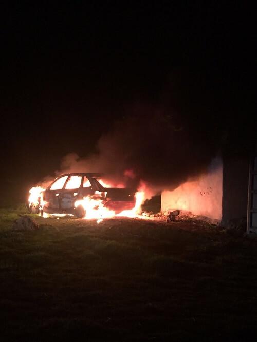 incendio vehiculo