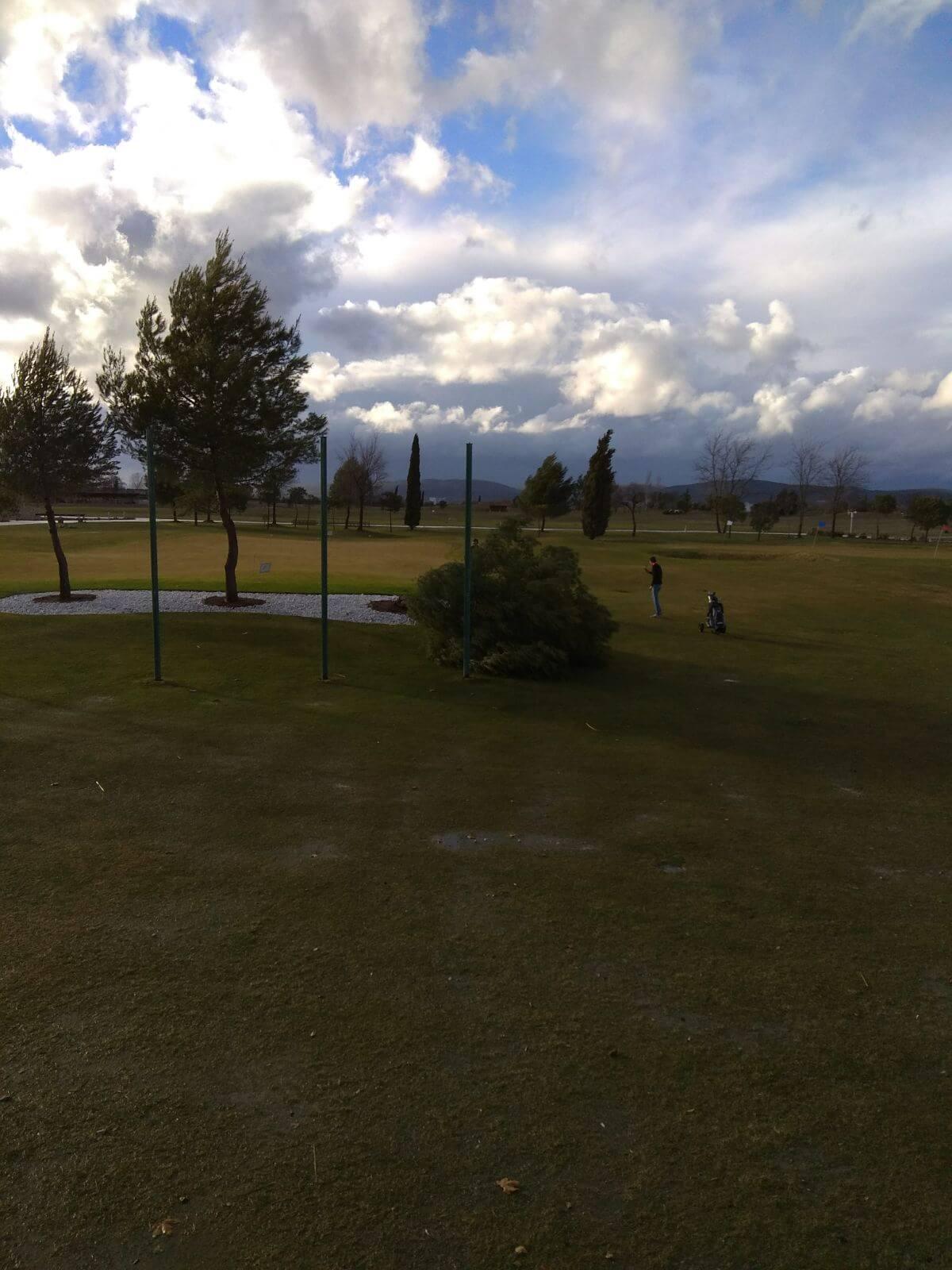 ciudad Real golf
