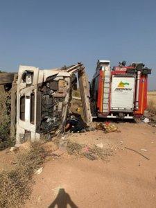 53 Accidentes de tráfico desde el 1 de enero al 31 de Julio de 2019- Valdepeñas a la cabeza
